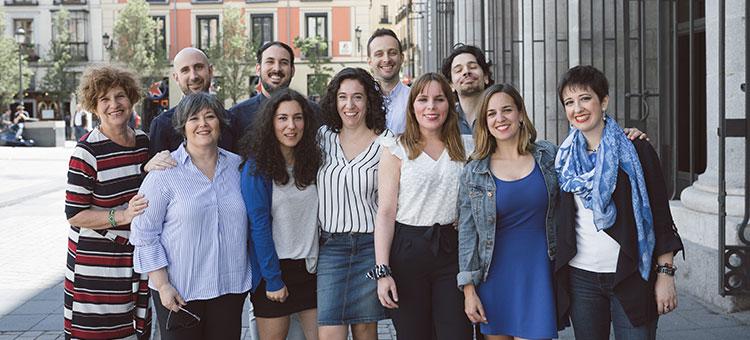 Profesores del Centro de Estudios Luis Vives - Academia de preparación de Selectividad, acceso a FP, ESO, Bachillerato y refuerzo escolar