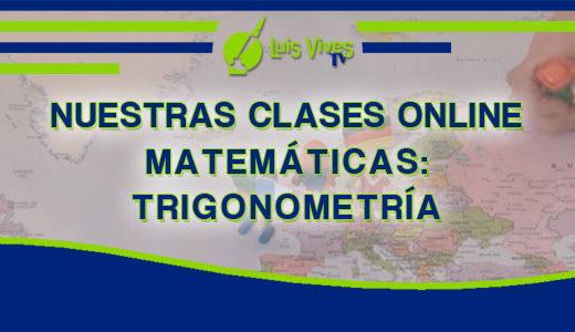 Clases online de Matemáticas - Centro de Estudios Luis Vives